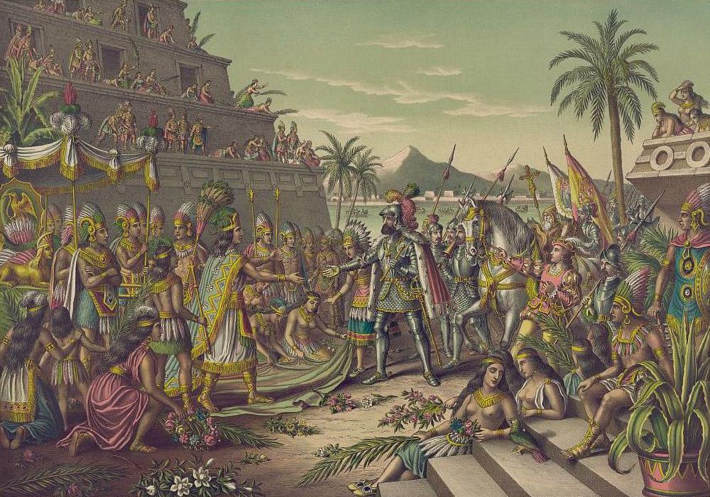 Ocho libros indispensables sobre la Conquista de México