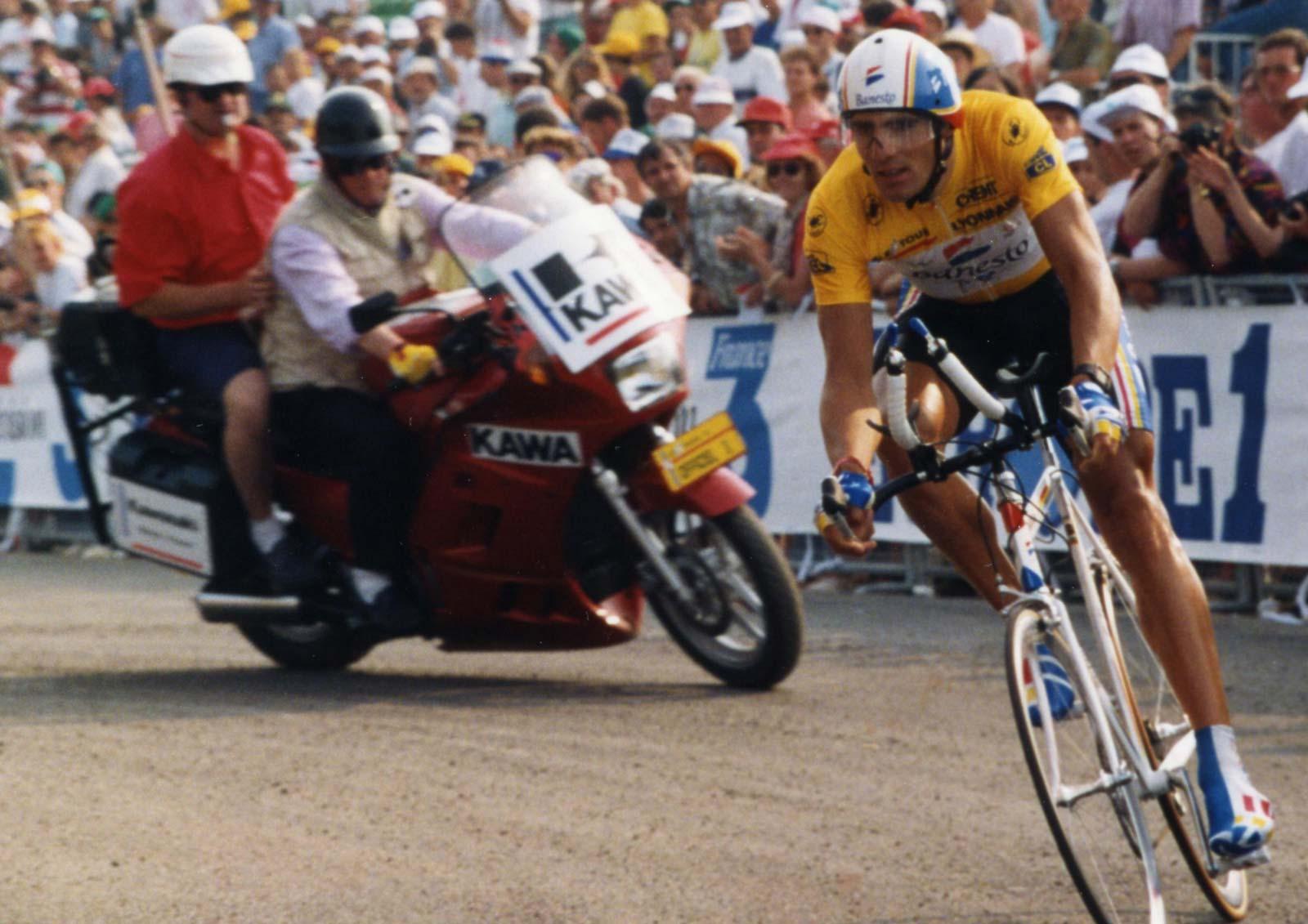 Los diez mejores libros de ciclismo