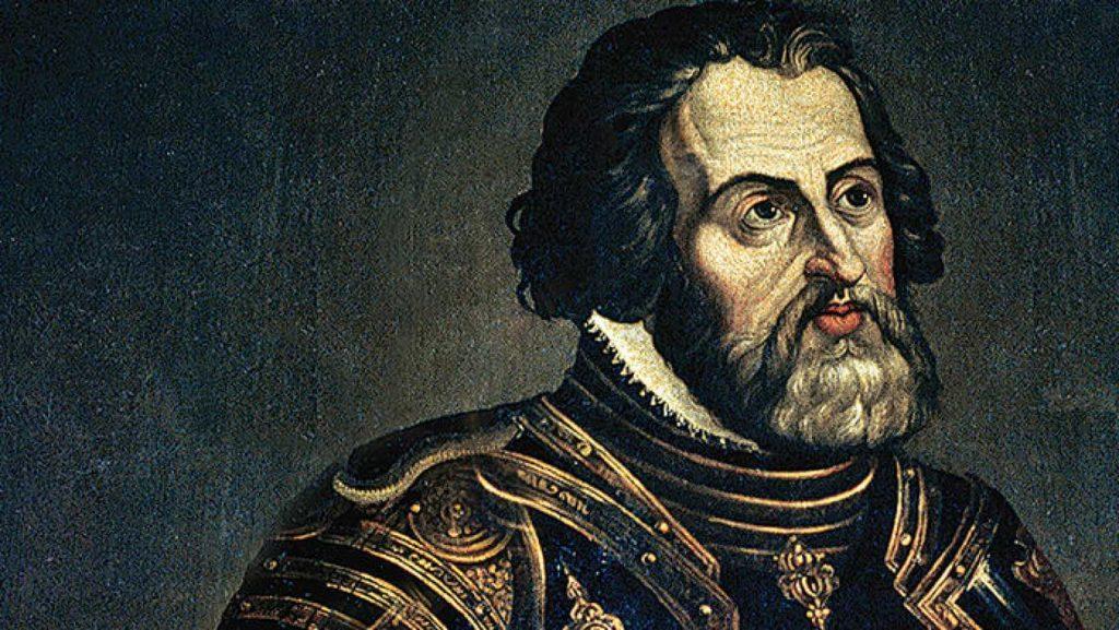 Siete libros para saberlo todo de Hernán Cortés